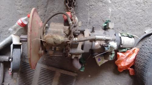 bomba de aceite de velocidad variable 10000 lbs parker nva