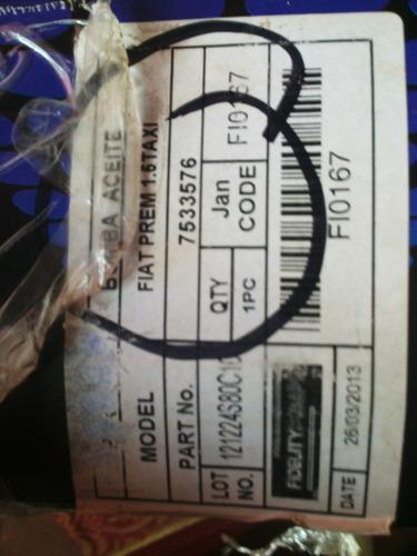 bomba de aceite fiat 1.5