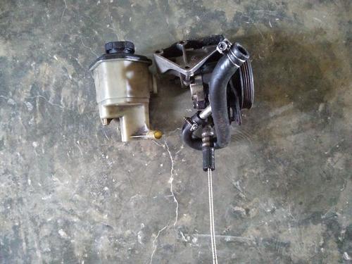 bomba de aceite hidráulica nissan sentra b13