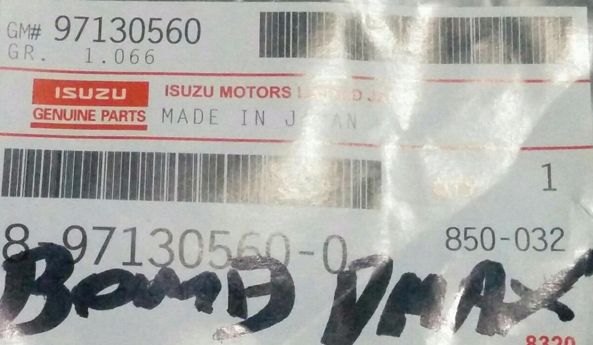 bomba de aceite luv d-max 3.5 lts original isuzu - bs. 0,90 en