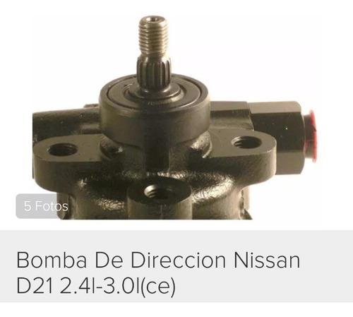 bomba de aceite nisan d21