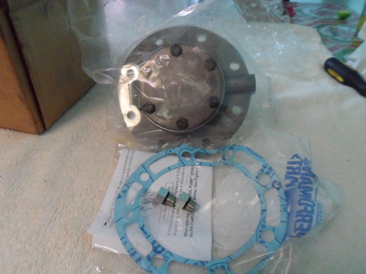 Bomba de aceite para compresor carrier o5g y o5k 2 800 for Aceite para compresor