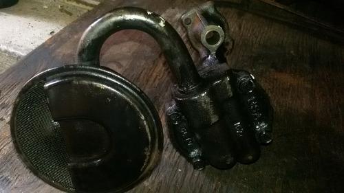 bomba de aceite para motor 262