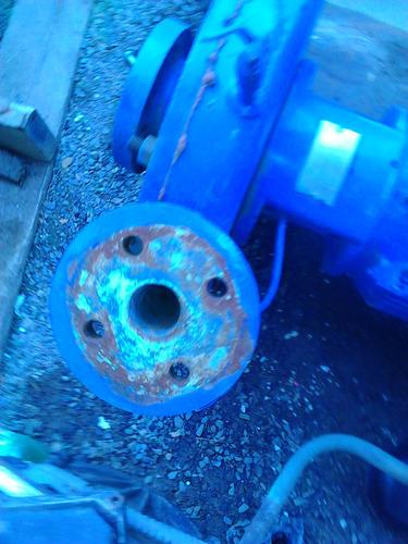 bomba de acero al carbon goulds de impulsor cerrado buenisim