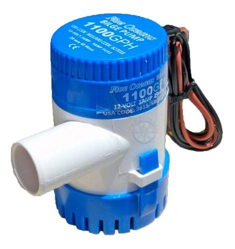 bomba de achique sumergible electrica 1100gph fusible 5 amp!