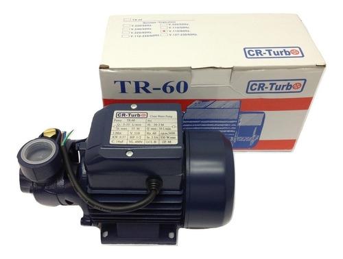 bomba de agua 1/2 hp cr-turbo 110v 60hz oferta gs