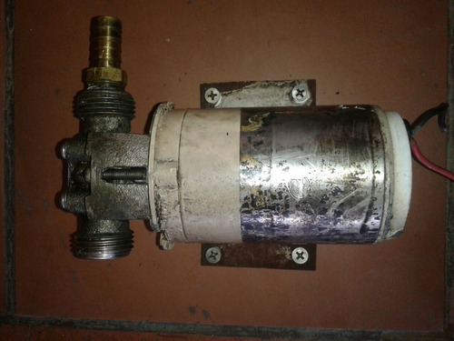 bomba de agua 12v