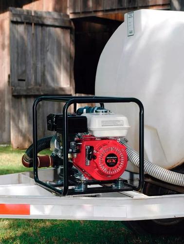 bomba de agua 13,200 gph 5 hp motor honda