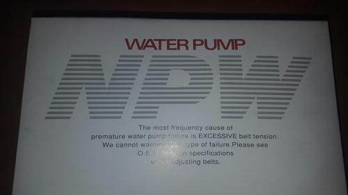 bomba de agua 4runner/prado 5vz