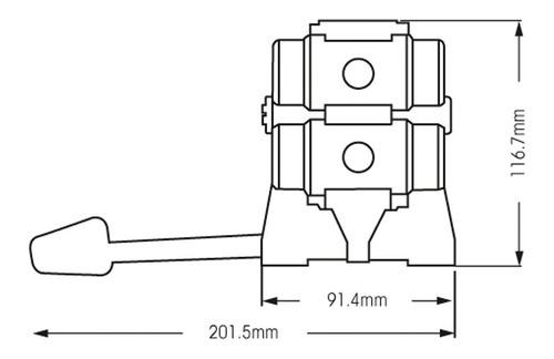 bomba de água acionada com o pé aaa plastimo