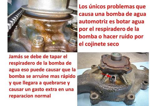 bomba de agua automotriz john deere 820,830,152 guatemala