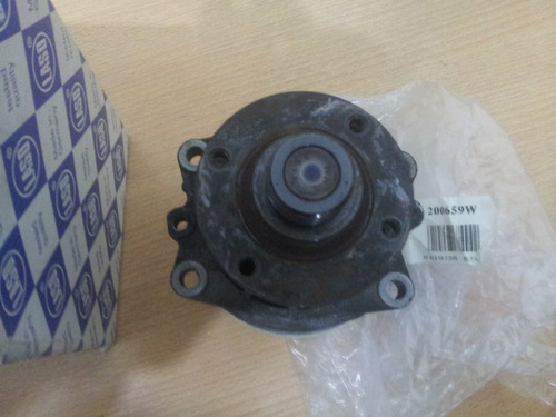 bomba de agua bmw 325/328. e36 turbina de acero inoxi