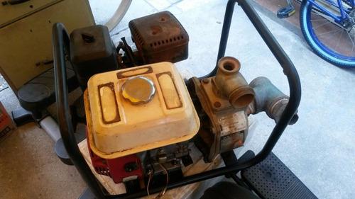 bomba de agua (bombagua) 5.5hp gasolina