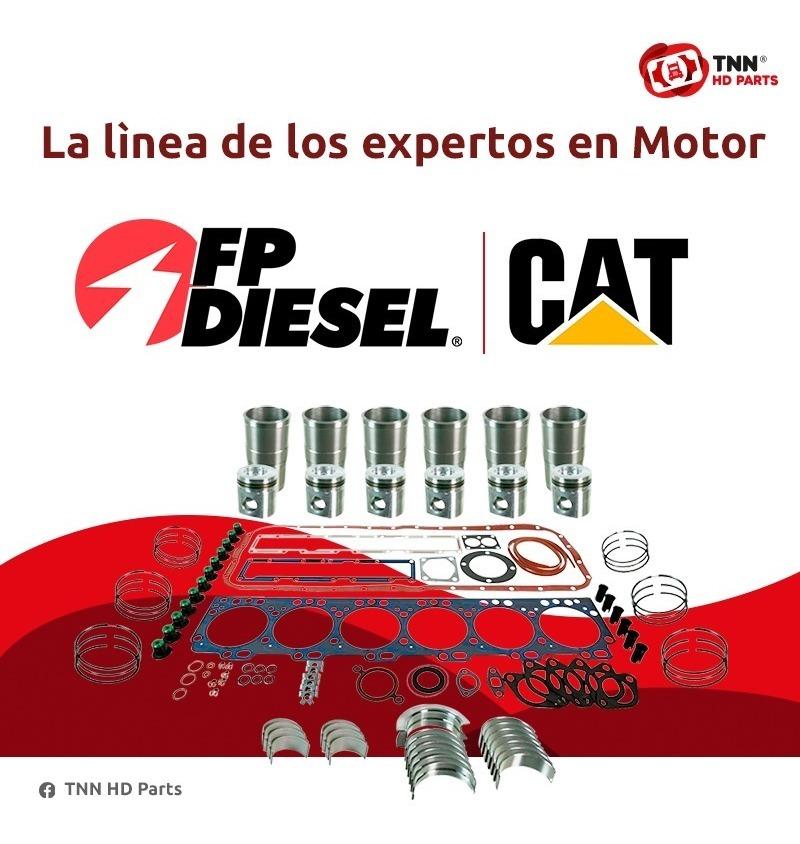Bomba De Agua C10, C12, C15, C16 Caterpillar -fp Diesel
