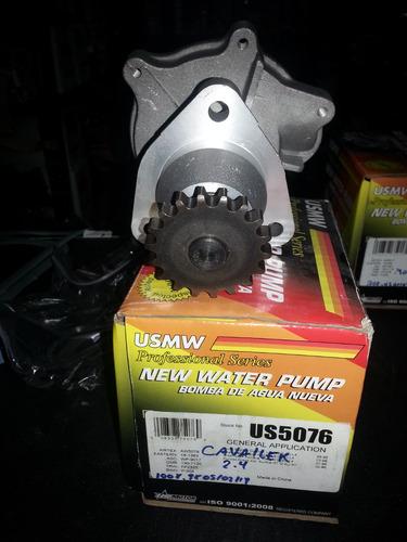 bomba de agua cavalier 2.4