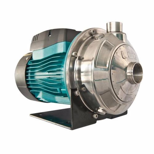 bomba de agua centrifuga 1.5 hp  marca leo