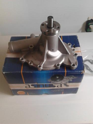 bomba de agua chevrolet motor 6v año 80/84