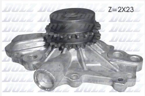 bomba de agua chrysler 300 c 2.7 04/