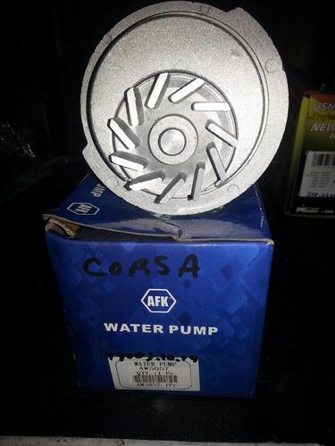 bomba de agua corsa
