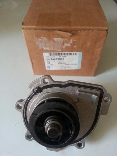 bomba de  agua cruze original g m 24405895