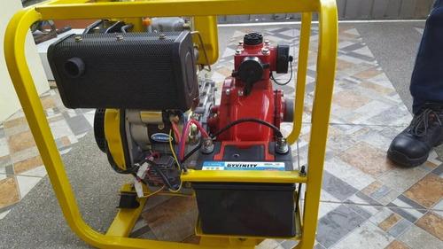 bomba de agua de alta presión 2 x 1.5 6 hp marca porten.