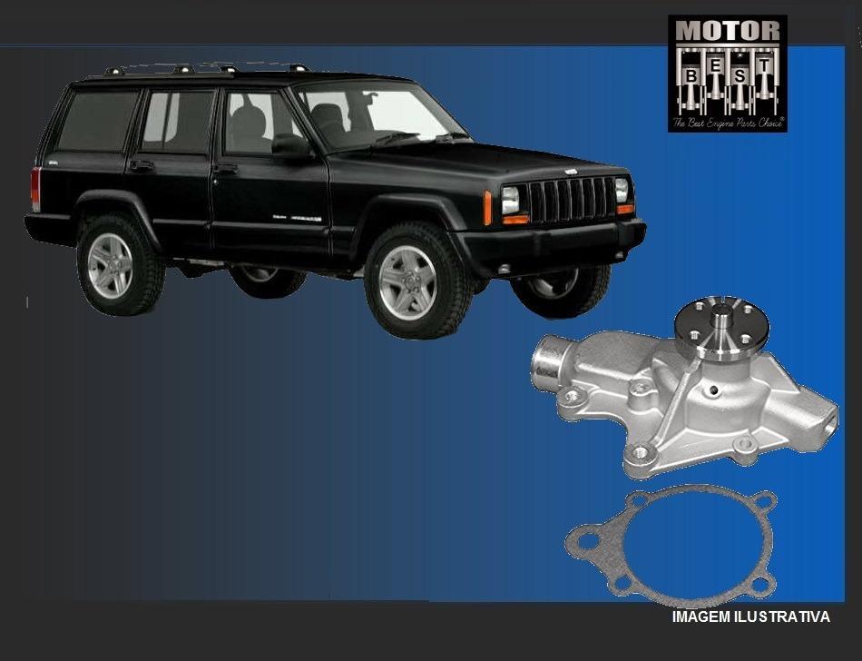 ... Motor Jeep Cherokee Sport 4.0 12v. 6 Cil. Carregando Zoom.