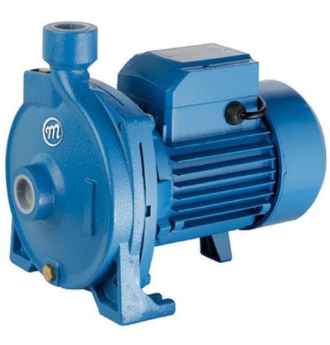 bomba de agua elevadora centrifuga bc 70 m motorarg 0,75 hp