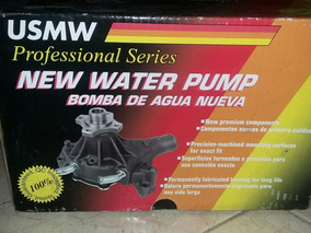 Engine Water Pump/&Gasket for 87-97Ford Bronco E Series F Series 5.0L 5.8L V8 OHV