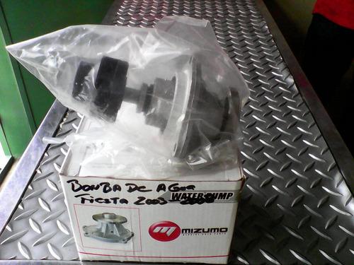 bomba de agua fiesta 03/08 marca mitzumo