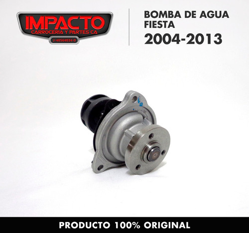 Bomba de agua fiesta ka ecosport original 2004 al 2013 - Bombas de fiesta ...