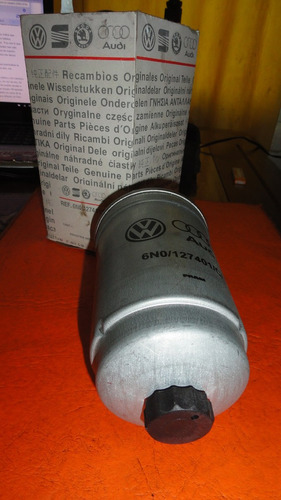 bomba de agua + filtros vw caddy/polo diesel 1.9