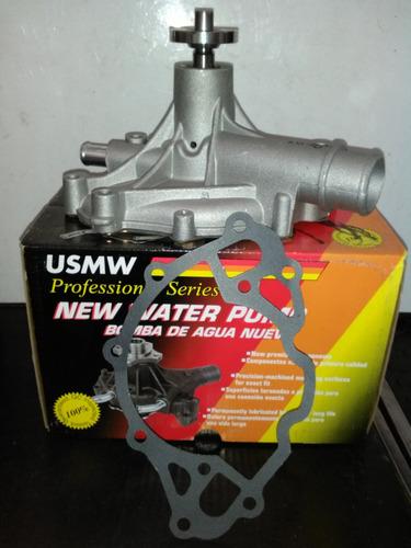 bomba de agua ford 302 - 351w aluminio huecos juntos 79 - 85