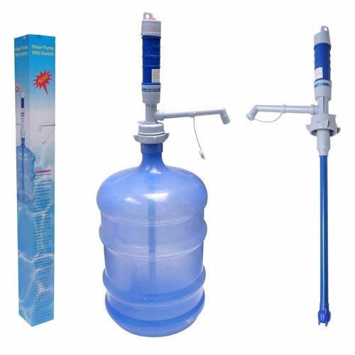 bomba de água garrafão 20 litros elétrico a pilha