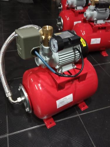 bomba de agua hidroneumático 1/2 hp/24 lit.  forest & garden
