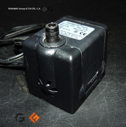 bomba de agua honeywell para enfriador aire cs10xe tr318