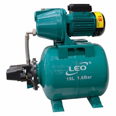 bomba de agua jet 0.8 hp marca leo