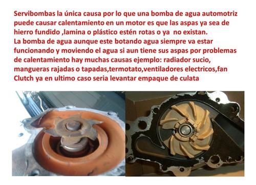 bomba de agua john deere 4039df guatemala