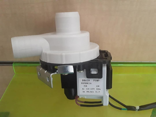 bomba de agua lavadora 35w lg samsung mabe daka otros 14$