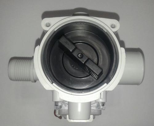 bomba de agua lavadora samsung carga superior