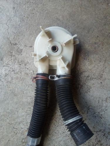 bomba de agua lavadora whirlpool