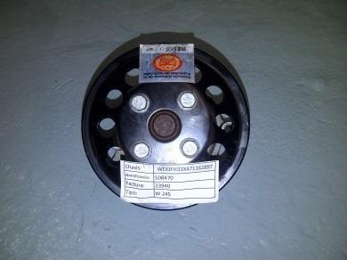 bomba de agua mercedes auto usada a2722000901 oferta!