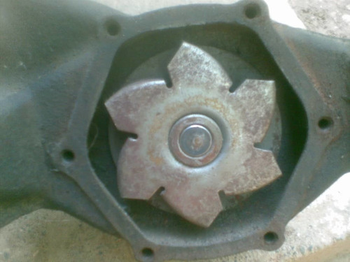 bomba de agua motor 350