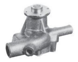 bomba de agua nissan 720 pick-up 1983 en adelante sd22/sd23
