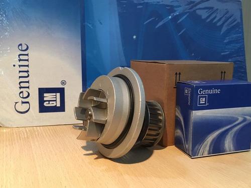 bomba de agua optra design 2008-2012 original  somos tienda