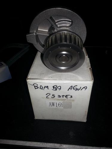 bomba de agua optra limited/nubira/luv 2.2 25 dtes