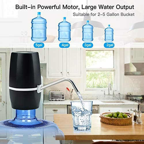 bomba de agua para botella de agua bomba de agua electrica p