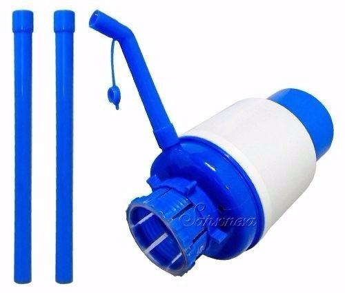 bomba de agua para botellon garrafon restaurante manual