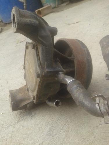 bomba de agua para motor 350 vortec