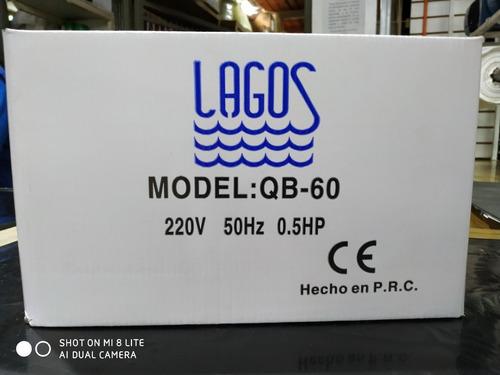 bomba de agua periferica 0.5hp bombas lagos calidad