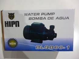 bomba de agua periferica 1/2 hp marca hipn